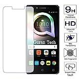 Guran® Displayschutz Glasfolie für Alcatel OneTouch Shine Lite Smartphone Hartglas Schutzfolie Film