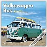 Volkswagen Bus 2016 - VW Bully - 18-Monatskalender: Original BrownTrout-Kalender [Mehrsprachig] [Kalender] (Wall-Kalende
