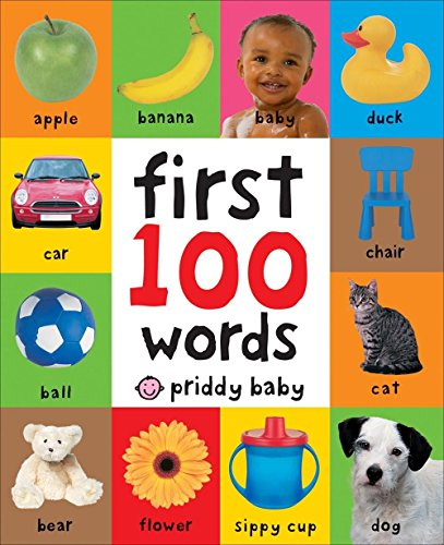 First 100 Words por Roger Priddy