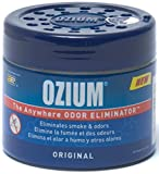 Best Car Deodorizers - Ozium Smoke & Odors Eliminator Gel. Home, Office Review