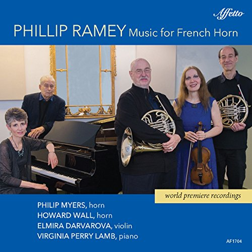 Ramey:Music for French Horn