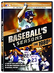 Baseballs Seasons: The 1980s / (Ws Ac3 Dol 3pk) [DVD] [Region 1] [NTSC] [US...