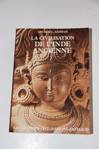 La Civilisation de l'Inde ancienne