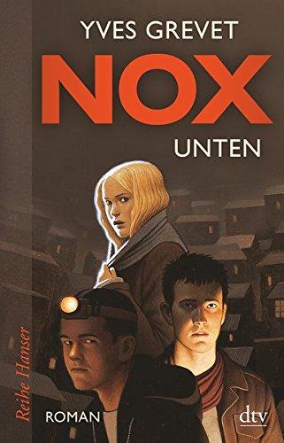 Cover des Mediums: NOX - Unten (Bd.1)