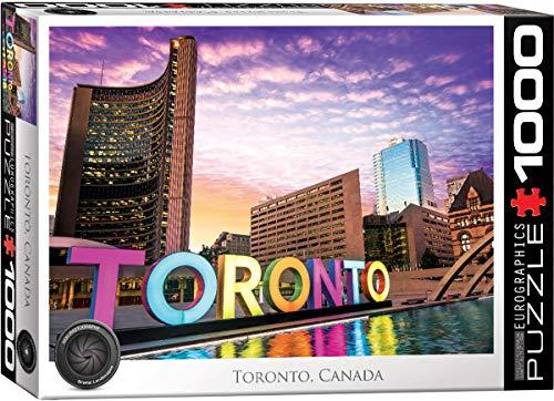 Eurographics EG60005432 Toronto Ontario - Puzle