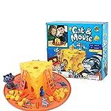 kasstino Kinder Eltern-Kind-Interaktion Katze Maus-Spiel Schach spielen im Innenbereich Tisch Spiele Toys