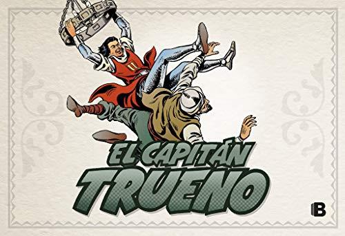 El mar del misterio (fascículos: 49 - 96) (nueva edición) (El Capitán Trueno [edición facsímil de colección] 2) (Bruguera Clásica) por Víctor Mora