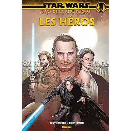 Star Wars L'ère de la république: les Héros