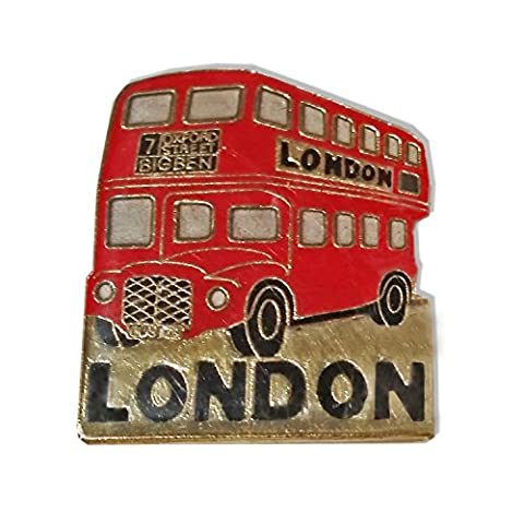Distinctive London, England British UK Route Master / Routemaster / Bus Lapel Pin Badge Souvenir! Souvenir/Speicher/Memoria! A Stylish, Affordable London, England British UK Collectible Route Master Lapel Pin at Discounted Prices! A Memorable and Stylish British Souvenir! Épinglette/Anstecknadel/Spilla/Perno de la Solapa! S01 by My London Souvenirs