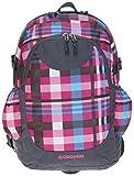 CEEVEE Schulrucksack ETON XL Rucksack mit Laptopfach [41 x 28 cm] Vogue + Trinkflasche CO2 / AUSWAHL
