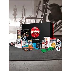 Die Männerbox Ledlenser Fitness Edition – Geschenkbox Vatertagsgeschenk Geschenk für den Freund/Opa/Vater/Kollegen