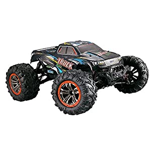 TwoCC 1/10 Scale High Speed 46km/h 2.4Ghz 4WD Radio Controlled Off-Road RC Car
