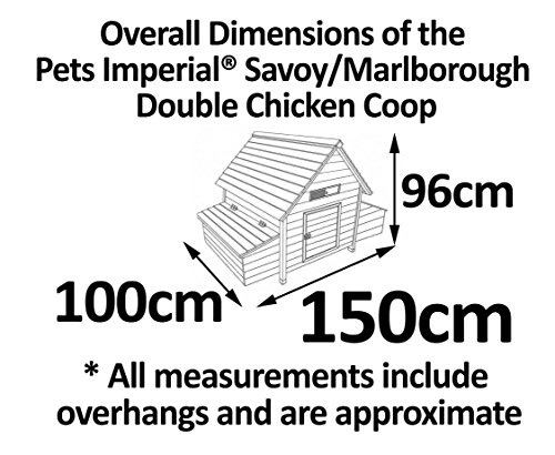 Chicken Coops Imperial Savoy - 4