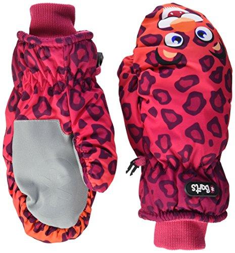 Barts Kinder Mädchen Fäustlinge Handschuhe Nylon Mitts Kids Leopard Orange Pink Fashionable Patterns Girls' Accessories Boys' Accessories