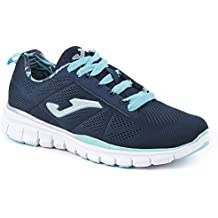 ZAPATILLAS TEMPO LADY 703 NAVY-TURQUESA (37)