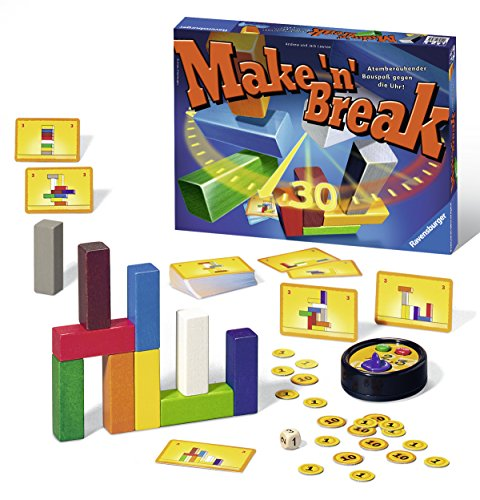 Ravensburger – Make 'N' Break - 4