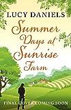 Summer Days at Sunrise Farm: Book 5 (The Hope Meadows Series)