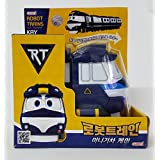 [Robot Train] Korean TV Animation Transformer Mini Robot Characters Toy For Kids Child 'KAY'+Cute Sticker Gift