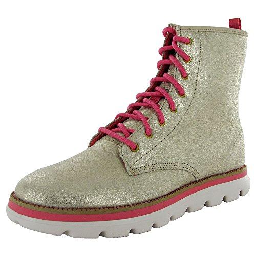 Skechers On-the-go Rand Leichte Fashion Stiefel Schuh Gold