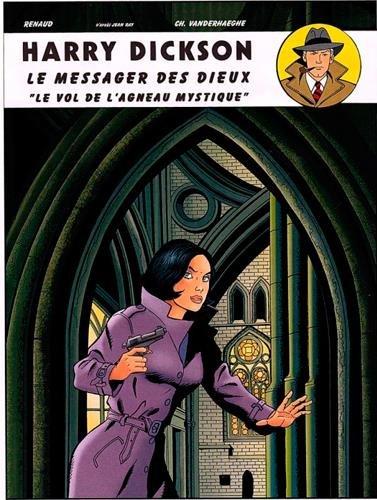 Harry Dickson, Tome 11 : Le messager des dieux et le vol de l'agneau mystique
