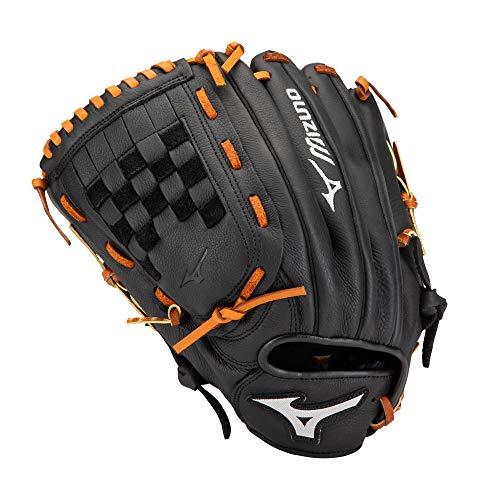 Mizuno Prospect 30,5cm Jugend Baseball Handschuh: gpsl1200, Herren, Prospect Select Gpsl1200 Utility Model Mitts, Black, schwarz