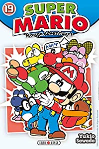 Super Mario - Manga Adventures Edition simple Tome 19