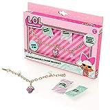 MGA Entertainment LOL Surprise - Surprise LOL Doll Charm Bracelet - Joyería para niñas