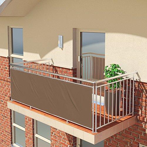 balconio-premium-balkonbespannung-350-x-85-cm-braun-wasserabweisend