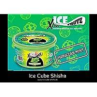 Novità in DE Ice frutz Xtra Shisha dampgele 100G Moroccan Mint