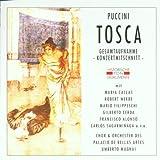 Puccini: Tosca (Gesamtaufnahme) (ital.) (Konzertmitschnitt Mexico City 08.06.1950)