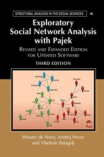 Descargar Epub Exploratory Social Network Analysis with Pajek: Revised and Expanded Edition for Updated Software (Structural Analysis in the Social Sciences Book 46)