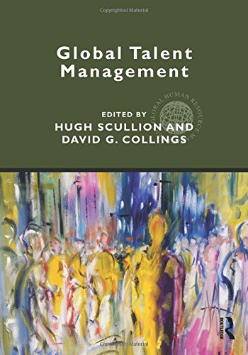 Global Talent Management (Global HRM)