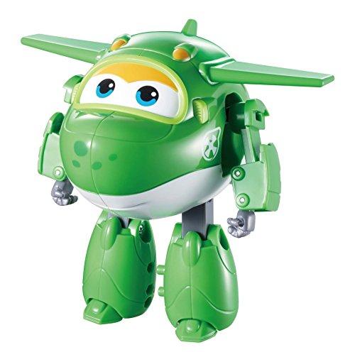 Spielzeug Fliegende Transformer (Super Wings Transform a Bots Mira 12 cm Transformer Flugzeuge Spielzeug)