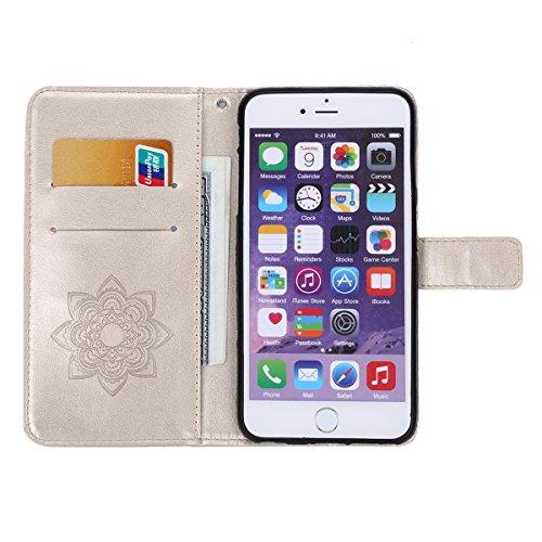 iphone 6 plus custodia oro