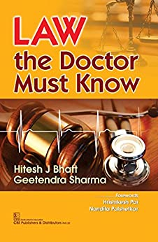Law The Doctor Must Know por Hitesh J Bhatt epub
