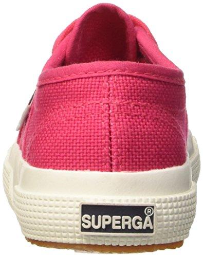 Superga2750 Jcot Classic - Scarpe da Ginnastica Basse Unisex – Bambini Azalea