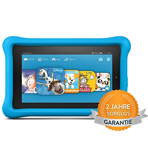Kindle Fire HD Kids Edition-Tablet Test - 5