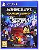 Minecraft: Story Mode - The Complete Adventure [PlayStation 4]