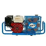 Compresor de aire DAVV 100L/Min 5.5-HP a gas 4500psi gasolina unidad...