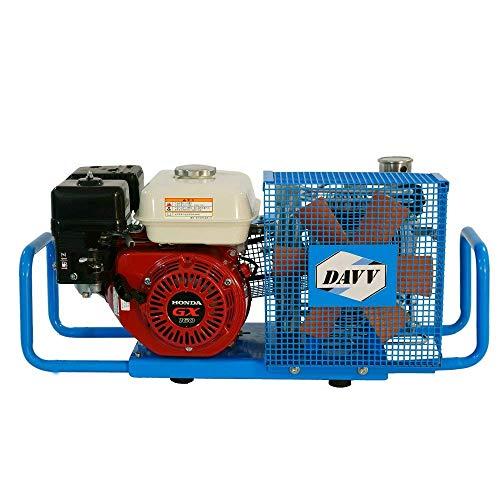 Compresor de aire DAVV 100L/Min 5.5-HP a gas 4500psi gasolina unidad estación de llenado de aire, SCU100P