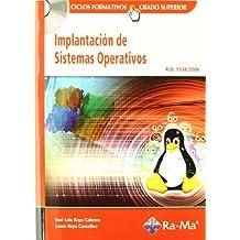 Implantación de Sistemas Operativos (GRADO SUP.).