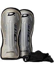 Dita Mega-5000 Hockey Shinguard, Gris, L