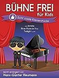Produkt-Bild: Bühne frei für Kids - Echt Coole Klavierstücke: Sammelband für Klavier