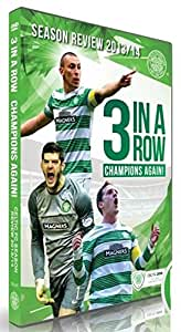 Celtic Football Club. 3 in a Row. C [DVD-AUDIO]