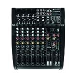 Omnitronic 057188 LRS-1424FX Mélangeur d\'enregistrement USB en direct Noir