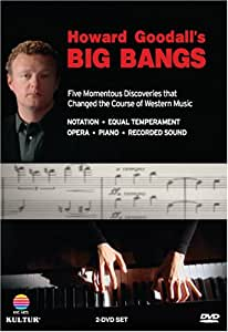 Howard Goodall's Big Bangs [DVD] [2008] [Region 1] [US Import] [NTSC]
