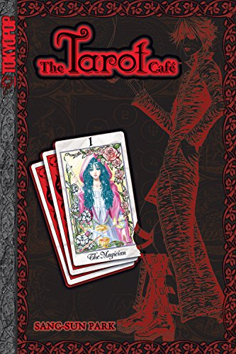 Tarot Cafe manga volume 1 (English Edition)