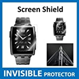 Pebble STEEL Watch Invisible Screen Protector (Front Screen Shield) Exclusive to Ace Case