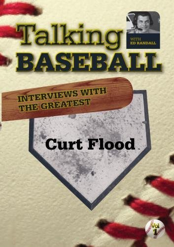 Talking Baseball with Ed Randall - St. Louis Cardinals - Curt Flood Vol.1 by Russell Best Louis Cardinals Video