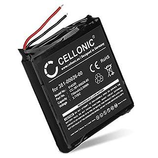 Cellonic® Qualitäts Akku für Garmin Forerunner 205, Garmin Forerunner 305 (700mAh) 361-00026-00 Ersatzakku Batterie